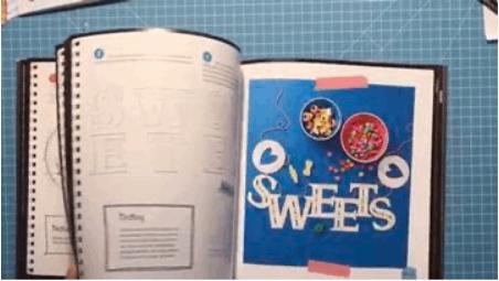 Bücher um Lettering zu lernen, üben und dich inspirieren lassen! :)